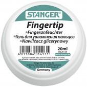 Подушка бухгалтерская гелевая, 20мл, Stanger Fingertip, арт.4011, ст.10