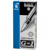 Ручка гелевая Pilot, BL-G1-5T, 0,5 мм