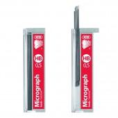 """Запасные стержни для механических карандашей 0,5мм, """"Ico"""""""
