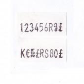 """Этикет-пистолет однострочный  Motex """"mx 2612"""", 9 разрядов, 26х12 волна, ст.1"""
