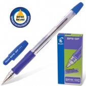Ручка шариковая Pilot, BPS-GP-F, с резин. манжет., 0,32 мм