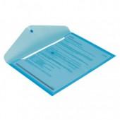 Папка-конверт на кнопке Attache КНК180, А4, полипропилен