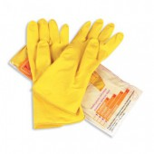 Перчатки резиновые, р-р М, повышенная износоустойчивость , ст.1