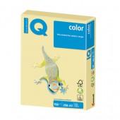 Бумага «IQ Color» А3, пастель, 160 г/м, 250 л