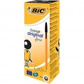 Ручка шариковая Bic Orange