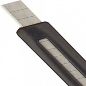 Нож канцелярский  9мм, Edding, арт. ed-M9