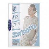 Папка с клипом Durable Swingclip, А4