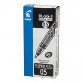Ручка гелевая Pilot, Supergel, 0,5 мм