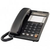 Телефон Panasonic KX-TS2365 черный, ст.1