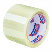 Скотч упаковочный прозр., 75х 66, 47мкм, Klebebander,