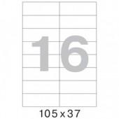 Этикетки самокл. Mega Label, 100 л/уп
