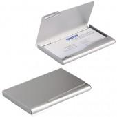 Футляр для карт металл, Durable 2415, 90х55, на 20 виз. ст.1