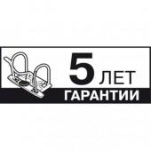 Папка-регистратор Leitz L-1010, А4, пвх, металлическая окантовка, карман, 80 мм
