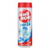 """Порошок чистящий """"Пемолюкс-Сода Морской бриз"""", 480г, ст.36"""