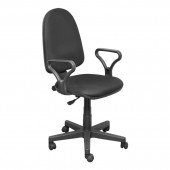 Кресло офисное Prestige, черный, ст.1