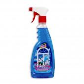 """Жидкость для мытья стекол """"Лазурь"""", с курком, 500мл, ст.1"""