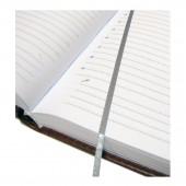 Ежедневник н/дат. А5, Attache Вива, синий, 140х200, 176л, ст. 1