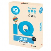 Бумага «IQ Color» А4, пастель, 80 г/м, 500 л