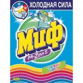 """Порошок стиральный """"Миф"""" Автомат, 400г, ст.20"""