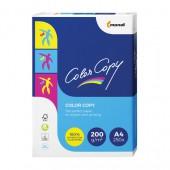 Бумага Color Copy для полноцв. печати, А4, пл. 200 гр/м2, 250л., ст.5