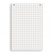 Блок бумаги для флипчартов, Attache, 20л/клетка, 650*980, 80г, 5бл./уп, ст.1