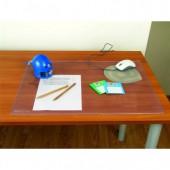 Коврик на стол  49х65см, Bantex, антибликовый прозрачный, ст.1