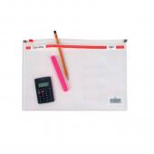 Папка-конверт на молнии, А4, Snopak, Zippa-Bag ст.1