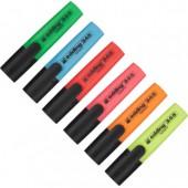Выделители текста набор Edding Е-345/6S, 6 цветов, ст.10