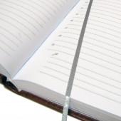Ежедневник н/дат. А5, Attache Вива, черный, 140х200, 176л, ст. 1