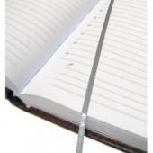Ежедневник н/дат. А5, Attache Вива, бордо, 140х200, 176л, ст. 1