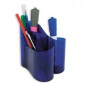 Подставка для ручек ico lux Round, синяя, ст.1