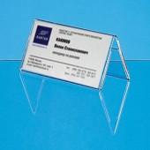 Подставка для визиток, 100*52мм, ст. 1