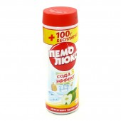 """Порошок чистящий """"Пемолюкс-Сода Яблоко, 400г, ст.36"""