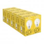Лампа нак. 60Вт,  Е27, груша, прозрачная, Старт, ст.100
