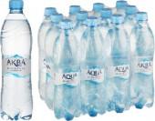 """Вода минеральная """"Аква Минерале"""" без газ. 0,6л. 12шт./уп, ст.1"""