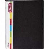 Папка файловая Attache с 40 прозр. вкл., КТ-40/07, А4