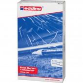 Маркер лаковый Edding белый, арт.E-790, 3мм, ст.10