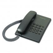 Телефон Panasonic KX-TS2350, черный, ст.1