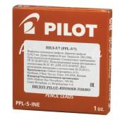 """Запасные стержни для механических карандашей 0,5мм, HB, """"Pilot"""", ст.12"""