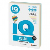 Бумага «IQ Color» А4, пастель, 80 г/м, 250 л