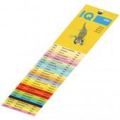 Бумага «IQ Color» А4, пастель, 80 г/м, 100 л