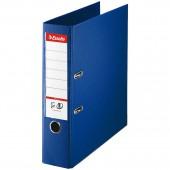 Папка-регистратор Esselte Standart+, А4, пвх, карман, 80 мм