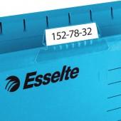 """Папка подвесная """"Esselte Pendaflex """", А4, картон синий, арт.93013/90311 ст.25"""