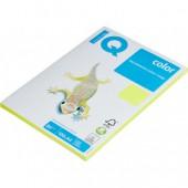 Бумага «IQ Color» А4, неон, 80 г/м, 100 л