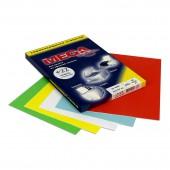Самоклеящиеся этикетки Mega Label, А4, 70г/м, 25л, белые,  ст.1
