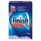 """Соль для посудомоечных машин """"Calgonit"""" Finish, 1,5кг., ст.1"""