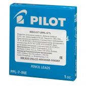 """Запасные стержни для механических карандашей 0,7мм, HB, """"Pilot"""", ст.12"""