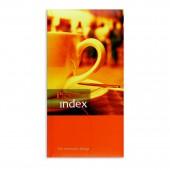 Записная книжка 100х210мм, 80л, Attache Софт, обл. ламин.картон, ст.1