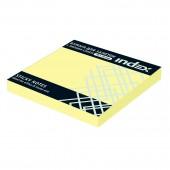 Липкие блоки Index, 76х76мм, 100 л
