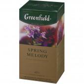 Чай черный Greenfield Spring Melody, чабрец, 25пак/уп, ст.1